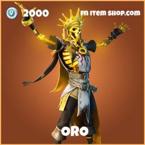 Oro legendary fortnite skin