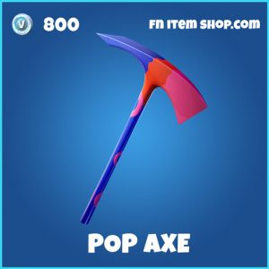 pop axe rare fortnite pickaxe