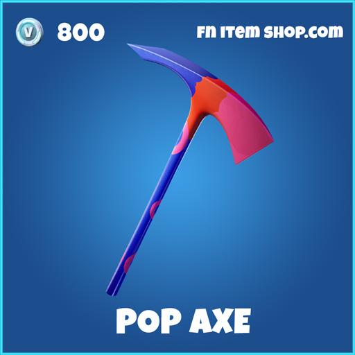 Pop-axe