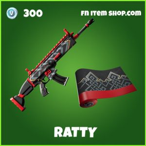 Ratty uncommon fortnite wrap