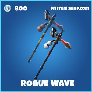 rogue wave rare fortnite pickaxe