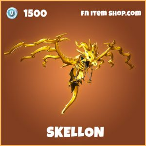 Skellon legendary fortnite glider