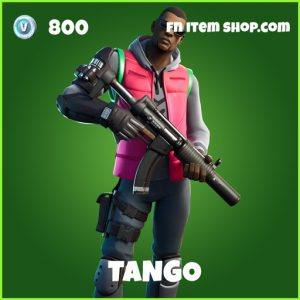 Tango uncommon fortnite skin