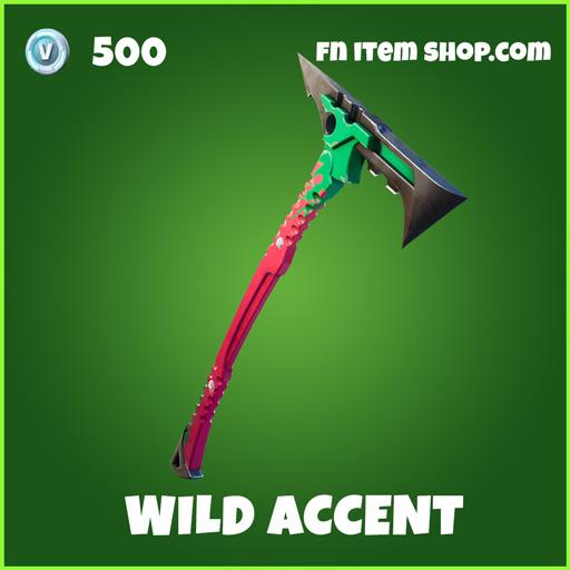 Wild-accent