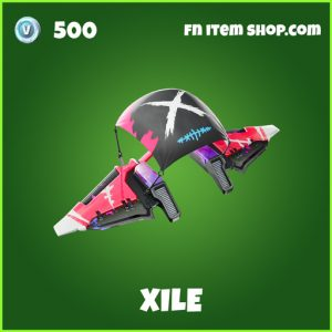 Xile uncommon fortnite pickaxe
