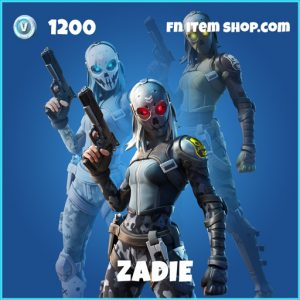 Zadie rare fortnite skin