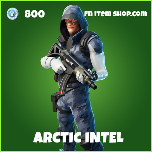 arctic-intel