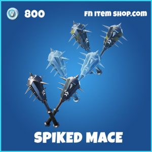 Spiked Mace rare fortnite pickaxe