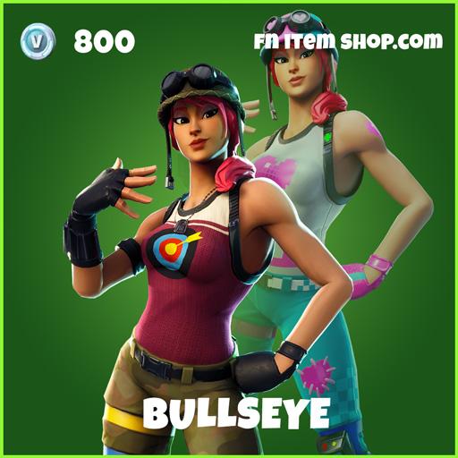 Bullseye-Fade