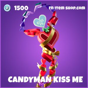 Candyman epic fortnite skin
