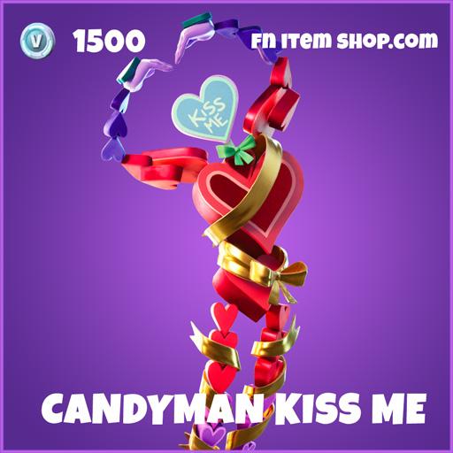 Candyman-KissMe