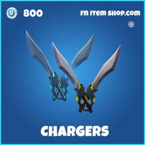 Chargers rare fortnite pickaxe