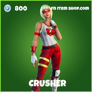 Crusher uncommon fortnite skin