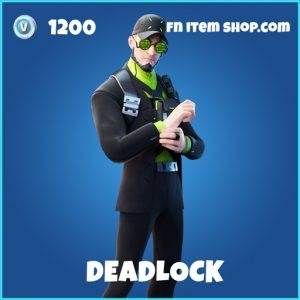 Deadlock rare fortnite skin