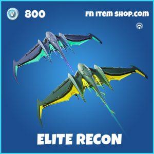 Elite Recon rare fortnite glider