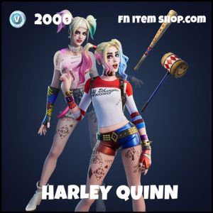 Harley Quinn Bundle Fortnite skin bundle