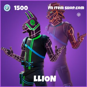 LLion epic fortnite skin