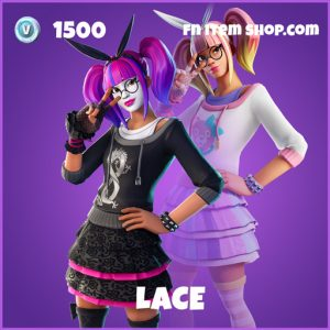 Lace epic fortnite skin