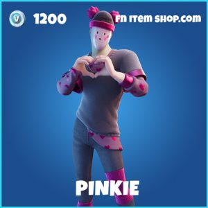 Pinkie rare fortnite skin