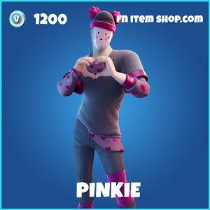 Pinkie rare fortnite skin