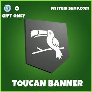 Toucan banner fortnite item