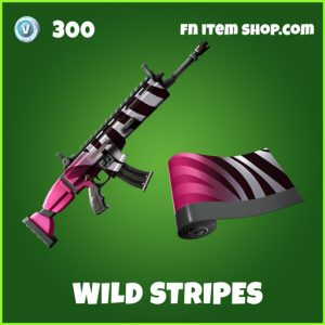 Wild Stripes uncommon fortnite wrap
