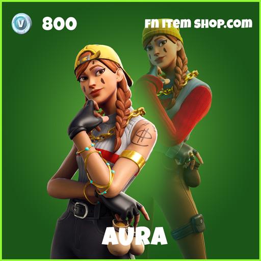 Aura-Fade