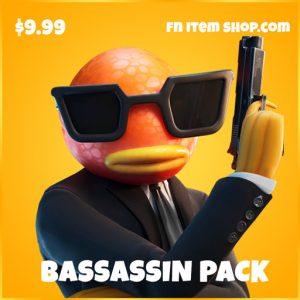 Bassassin challenge pack