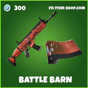 Battle barn uncommon fortnite wrap