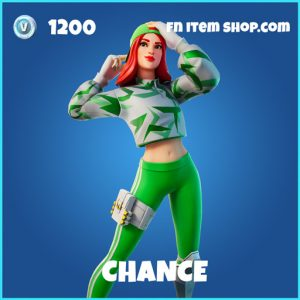 Chance rare fortnite skin