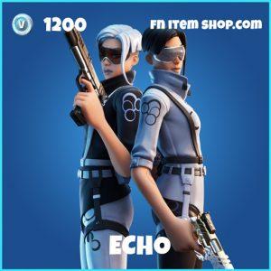 Echo rare fortnite skin