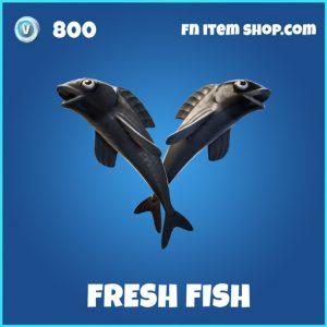 Fresh fish rare fortnite pickaxe