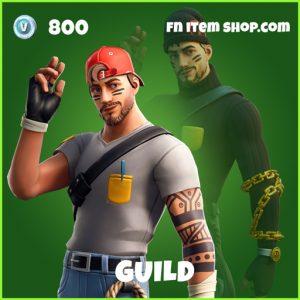Guild uncommon fortntie skin