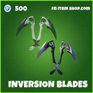 Inversion Blades uncommon fortnite pickxae