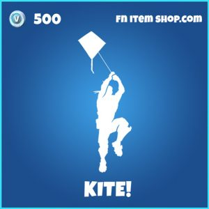 Kite! rare fortnite emote