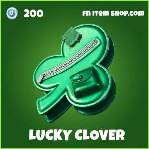 Lucky Clover uncommon backpack
