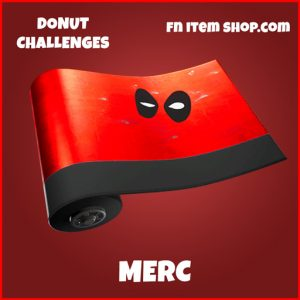 Merc fortnite wrap deadpool