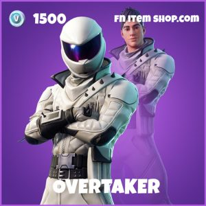Overtaker epic fortnite skin