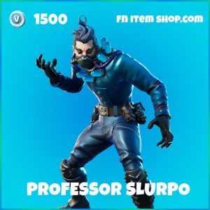 Professor SLurpo epic fortnite skin
