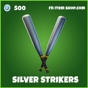 Silver strikers uncommon fortnite pickxaxe