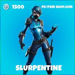 Slurpentine epic fortnite skin