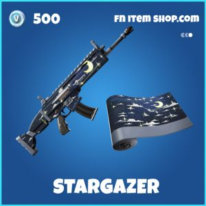 Stargazer rare fortnite wrap