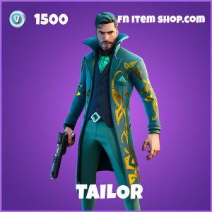 Tailor epic fortnite skin