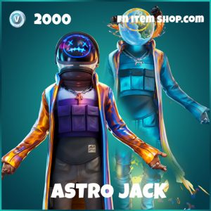 Astro Jack epic icon fortnite skin