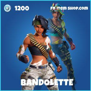 Bandolette Fade rare fortnite skin