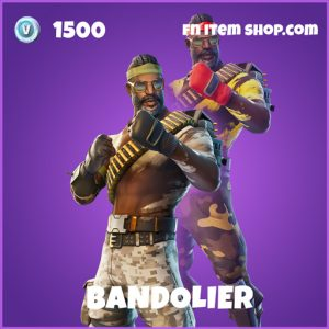 Bandolier Fade epic fortnite skin