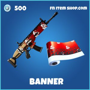 Banner rare fortnite wrap