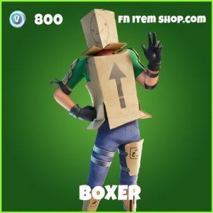 Boxer uncommon fortnite skin