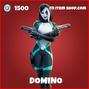 Domino epic fortnite marvel skin