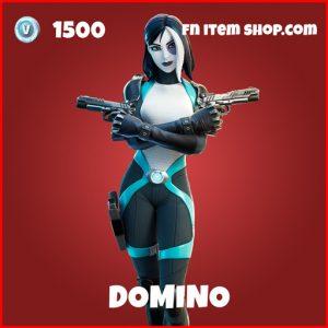 Domino epic fortnite skin
